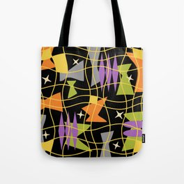 Mid Century Modern Abstract Pattern 765 Tote Bag