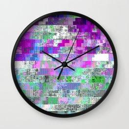 mosh2 Wall Clock