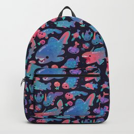 Devonian baby - dark Backpack