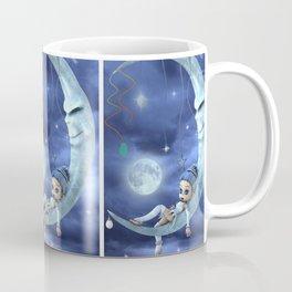 fairy moon Coffee Mug