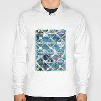 grid Hoodies featuring The Grid by mimulux