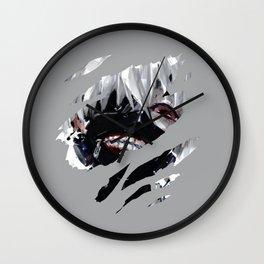 Kaneki Patch Wall Clock