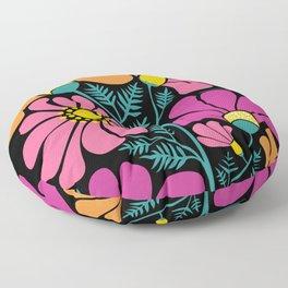 Wildflower Party Floor Pillow