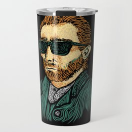 Van Gogh: Master of the #Selfie Travel Mug