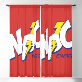 D20 NPC Energy Blackout Curtain