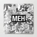 MEH B&W by textboy