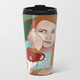 Alice Metal Travel Mug