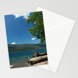 Serene McDonald Lake Stationery Cards