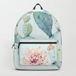 Cactus 2 #society6 #buyart Backpack
