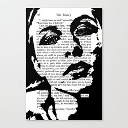 Tell Me Canvas Print