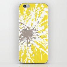 Sunflower Sprinkle iPhone & iPod Skin