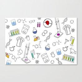 Chem! Canvas Print