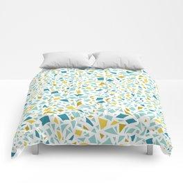 Sunlight on Water Comforters