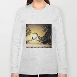 The Tale of the Three Brothers Long Sleeve T-shirt