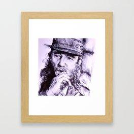 Castro Framed Art Print