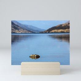 Glenfinnan, Loch Shiel Mini Art Print