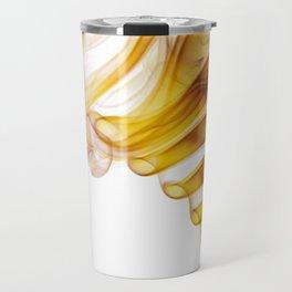 Yellow Smoke Travel Mug