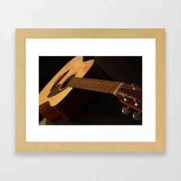 song Framed Art Print