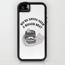 Salsa Shark iPhone Case