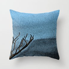 Hunted Branch Throw Pillow