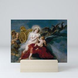 The Birth of the Milky Way Mini Art Print