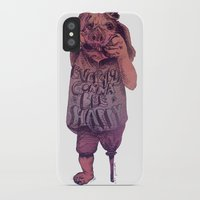 bruno mars iPhone & iPod Cases featuring Bruno by Arthur d'Araujo