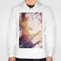 eagle Hoodies featuring Eagle by jbjart