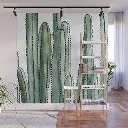 Desert Cactus Cluster Wall Mural