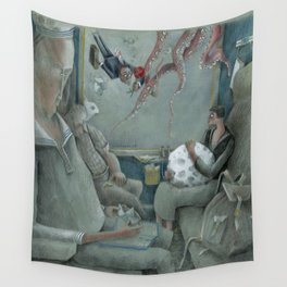 third moment Wall Tapestry