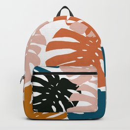 Tropical plant XIV Backpack