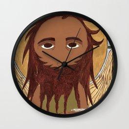 Saint John the Baptist Wall Clock