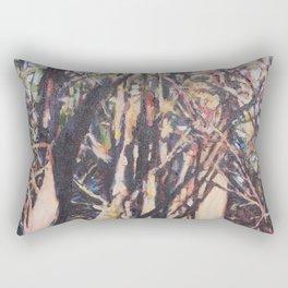Paper barks Rectangular Pillow