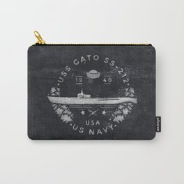 USS Gato Submarine Carry-All Pouch