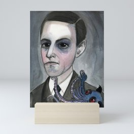 The Call of the Lovecraft Mini Art Print