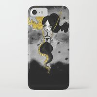 dark side of the moon iPhone & iPod Cases featuring Dark Side of the Moon by Dnzsea