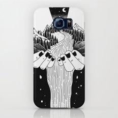 the world in my hand Slim Case Galaxy S8