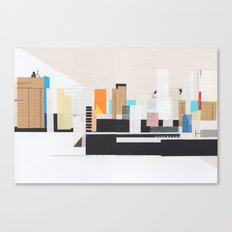 city Canvas Print