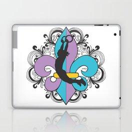 KJax 2014 Logo Laptop & iPad Skin