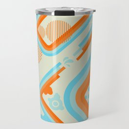 Brace yourselves, summer is coming! Travel Mug