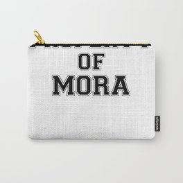 Property of MORA Carry-All Pouch