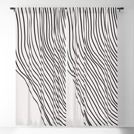 Line Drawing,Line Art,Abstract Art Print,Black and White Print,Line Art Print,Abstract Wall Art,Wall Blackout Curtain