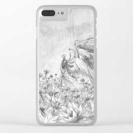 Silence- A Fable Clear iPhone Case