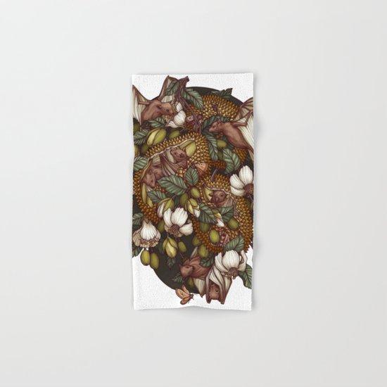 Botanica Hand & Bath Towel