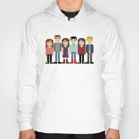how i met your mother Hoodies featuring How I Met Your Mother by Evelyn Gonzalez