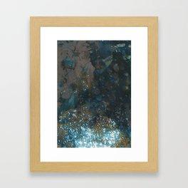Incoming tide No. 1 Framed Art Print