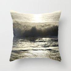 Splash! Throw Pillow