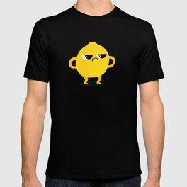 Grumpy Sour Lemon T-shirt