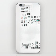 Audio Dreams iPhone & iPod Skin