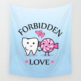 Forbidden Love Wall Tapestry
