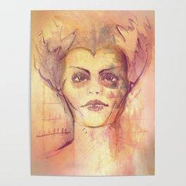 Mrs. Monster Poster